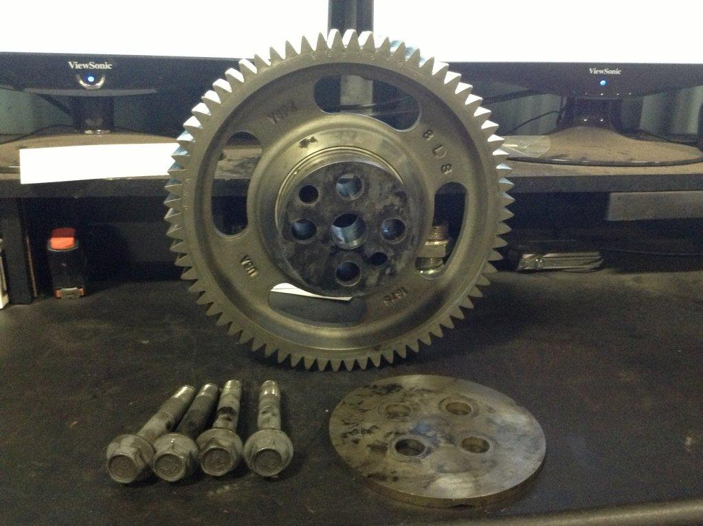 Used Engine Gear for 2005 INTERNATIONAL 9200 150.00 for sale-57205231