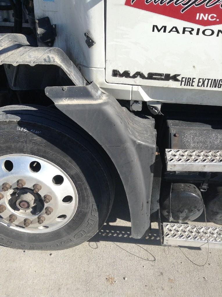 Used Fender for 2010 MACK CX VISION 175.00 for sale-57244111