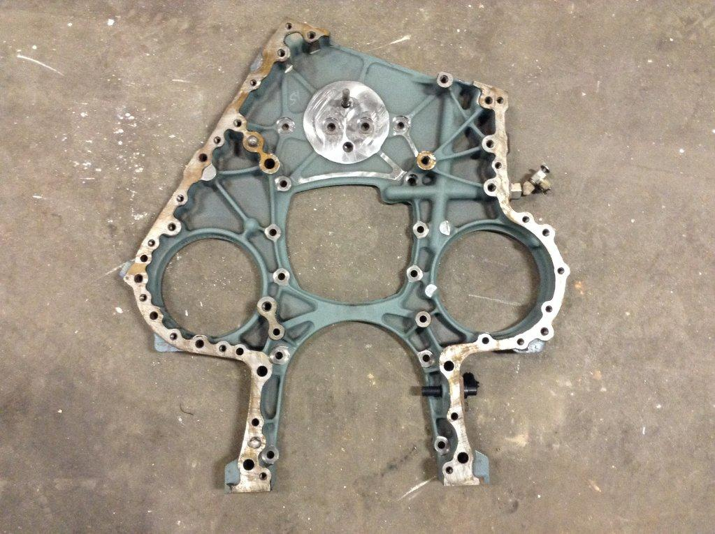 Used Engine Timing Cover for 2006 FREIGHTLINER C120 CENTURY 150.00 for sale-57213961