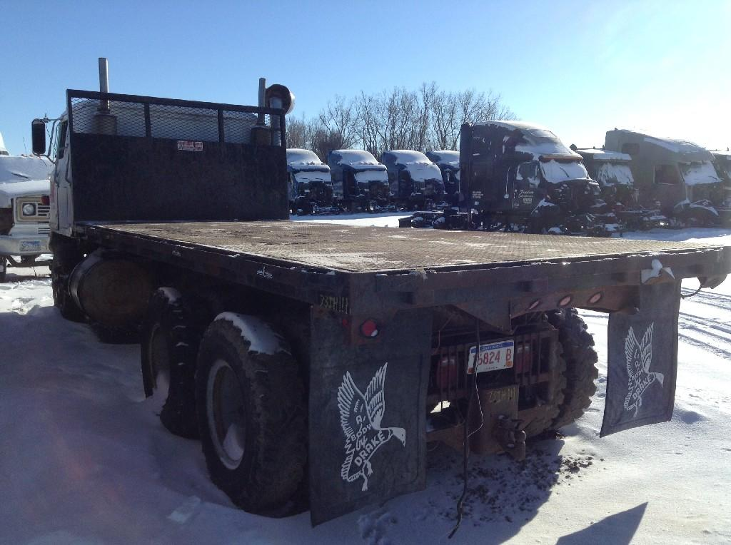 Used Flatbed (take-offs) for 1973 INTERNATIONAL 4070A 2850.00 for sale-57274641