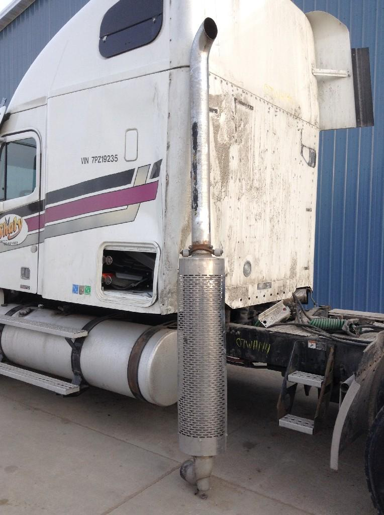 Used Exhaust Assembly for 2007 FREIGHTLINER COLUMBIA 120 300.00 for sale-57216631