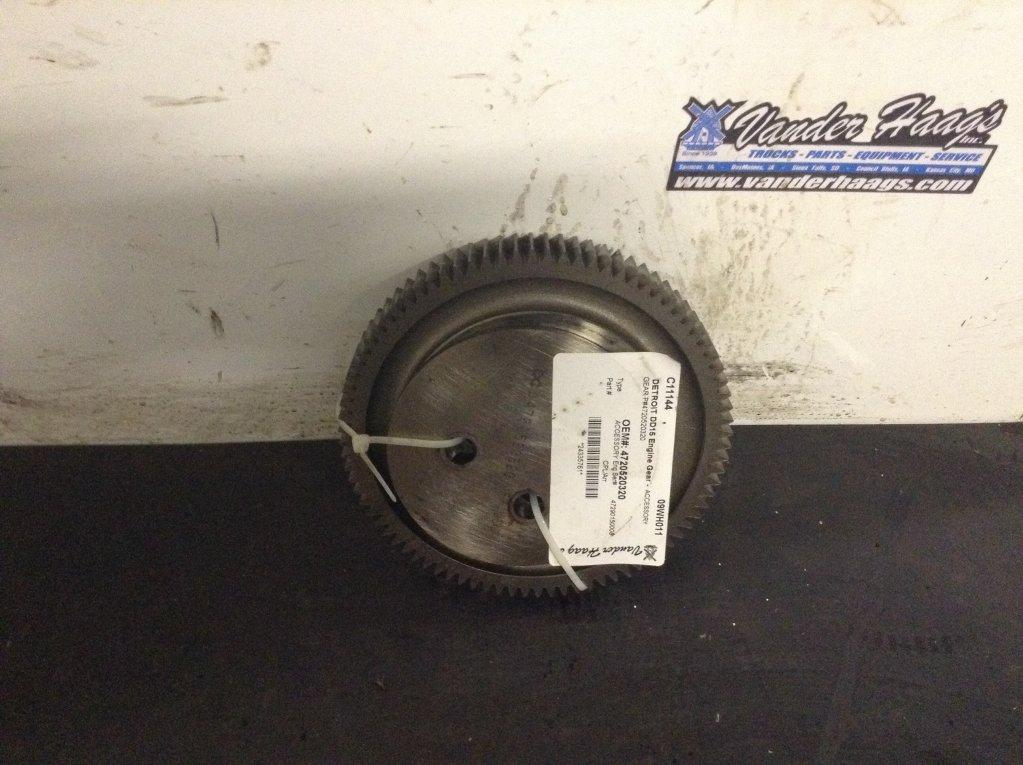 Used Engine Gear for 2009 FREIGHTLINER CASCADIA 100.00 for sale-57204831