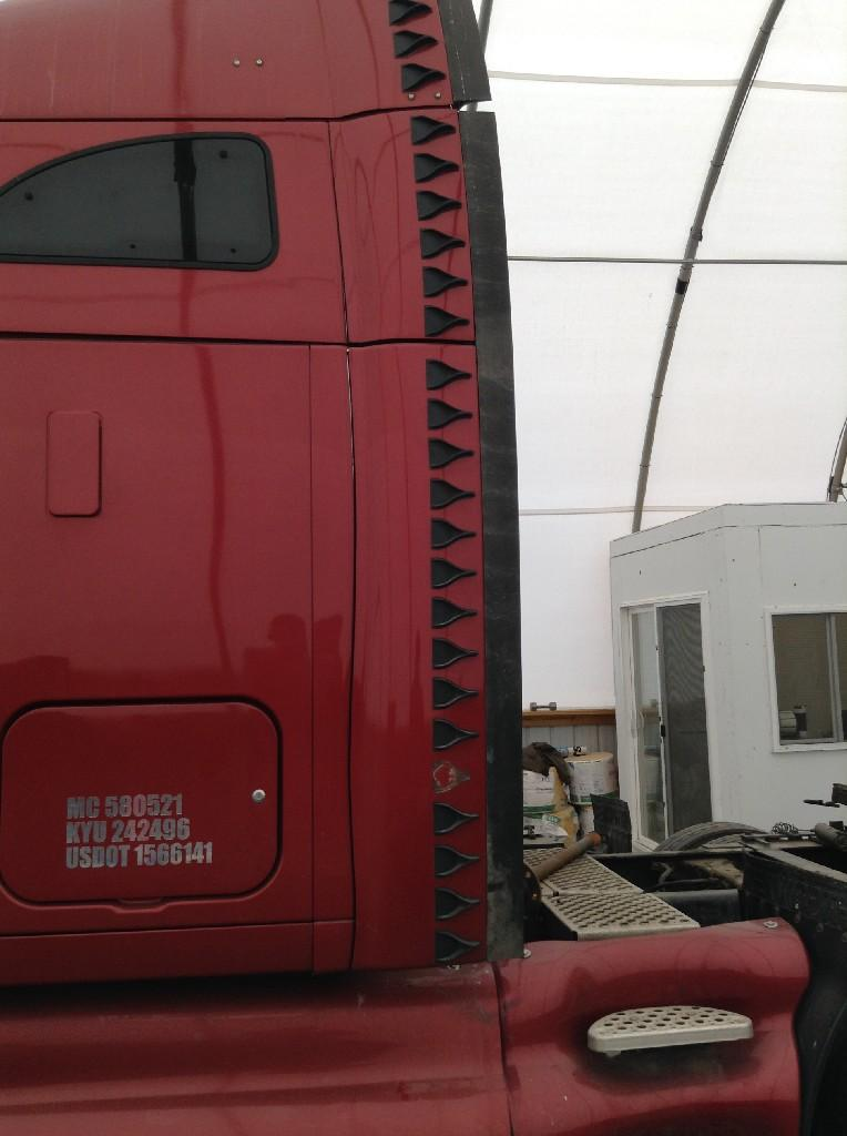 Used Fairing for 2009 KENWORTH T2000 250.00 for sale-57232371