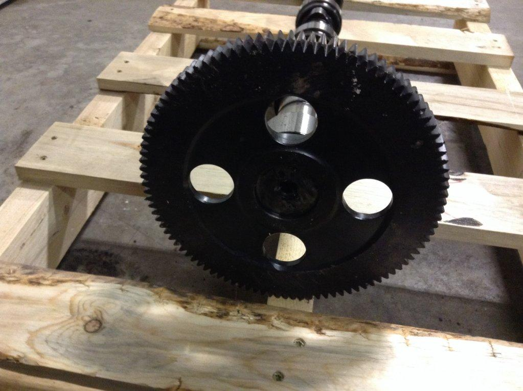 Used Engine Camshaft for 2001 STERLING ACTERRA 7500 300.00 for sale-57203171