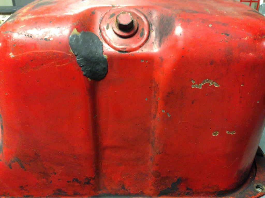 Used Engine Oil Pan for 2008 VOLVO VNL 250.00 for sale-57209281