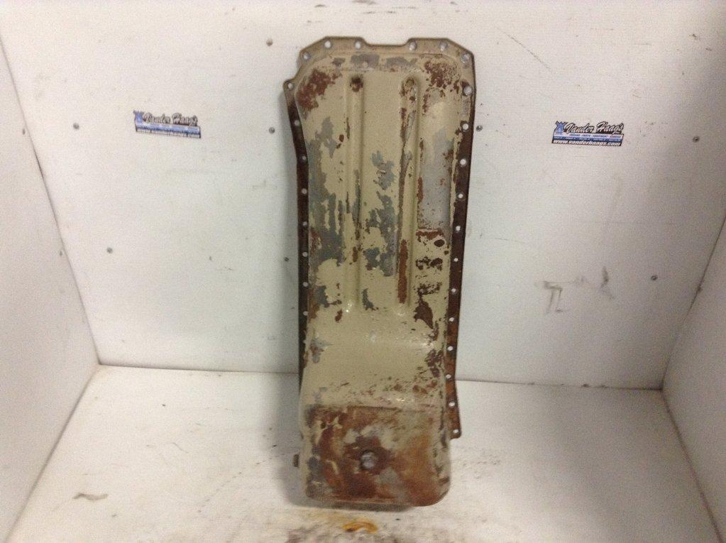Used Engine Oil Pan for 1998 Ford F800 150.00 for sale-57209371