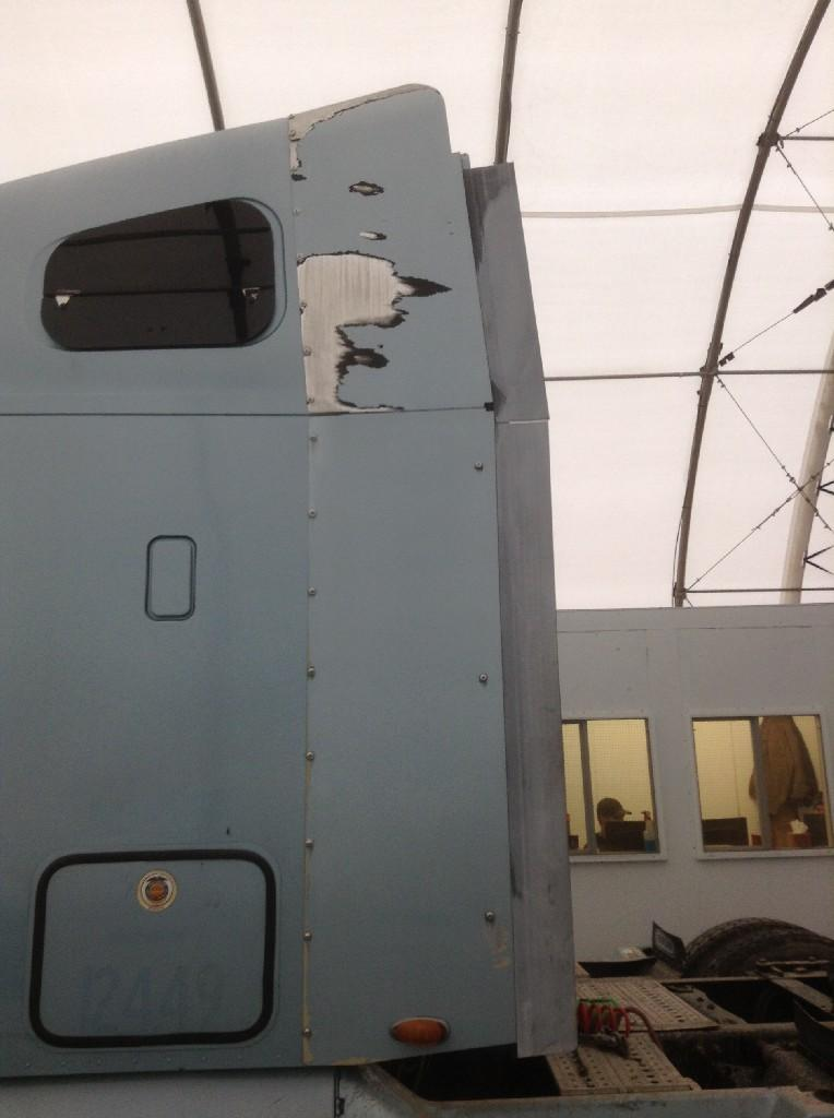 Used Fairing for 2005 FREIGHTLINER C120 CENTURY 225.00 for sale-57232461