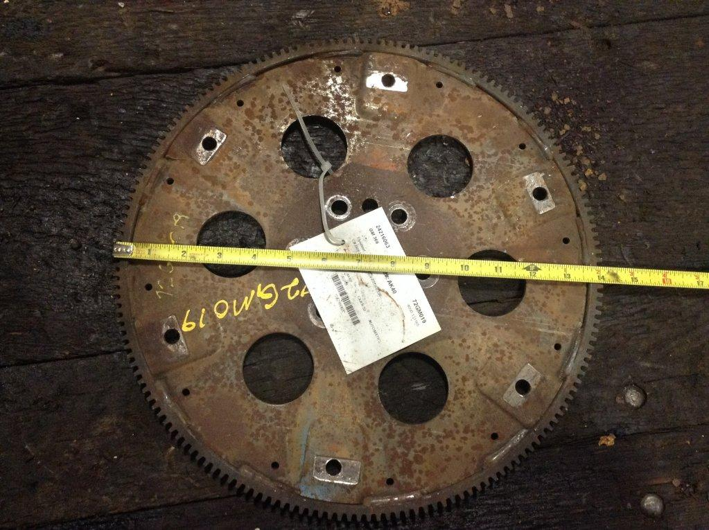 Used Flywheel for 1972 GMC 6000 100.00 for sale-57275191