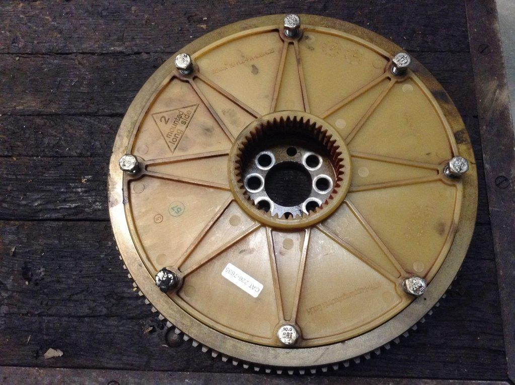 Used Flywheel for 2008 Caterpillar 299C 400.00 for sale-57275751