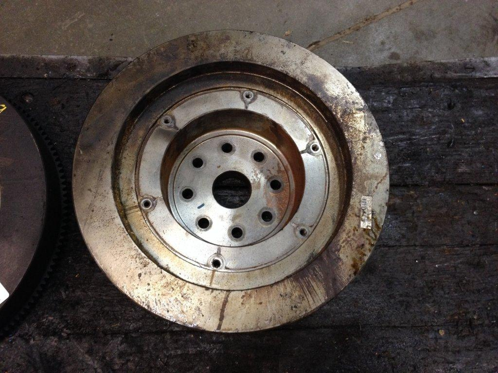 Used Flywheel for 2006 NEW HOLLAND L185 500.00 for sale-57275821