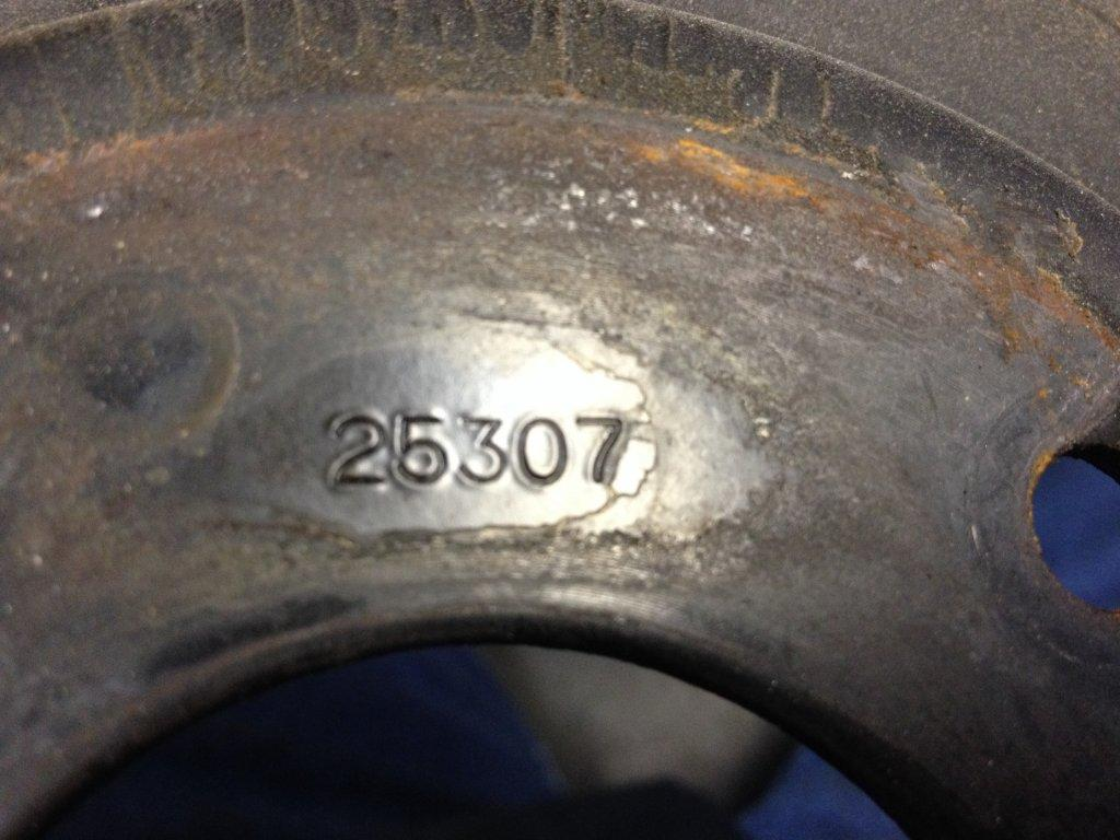 Used Engine Pulley for 2009 FREIGHTLINER B2 100.00 for sale-57211801