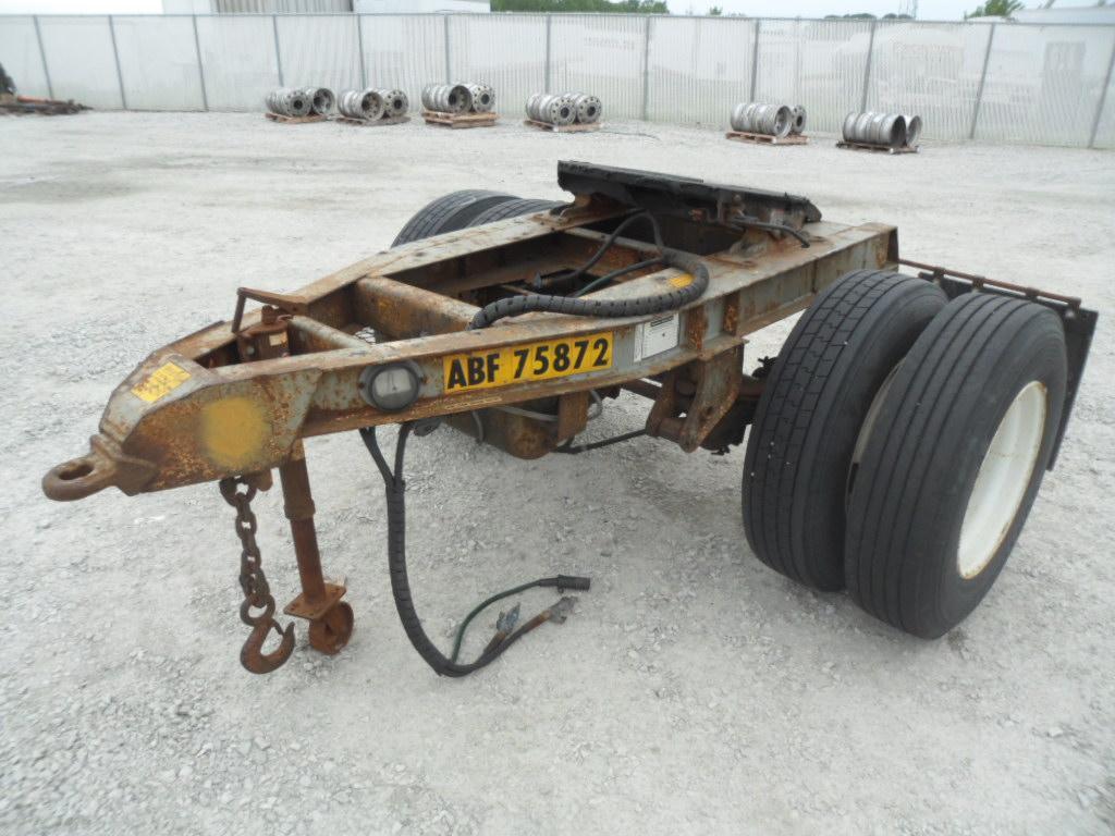 1987 Monon TRAILER for sale-56938671