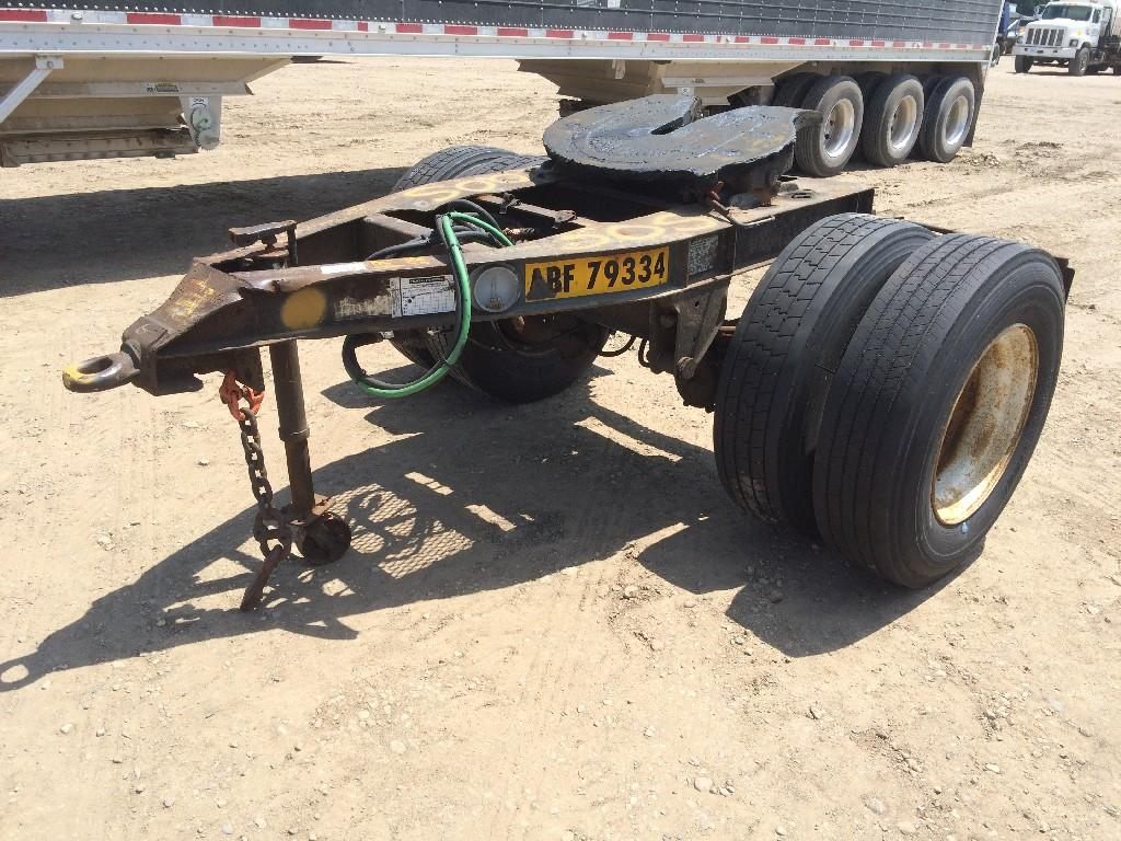 1987 Fruehauf TRAILER for sale-56938601