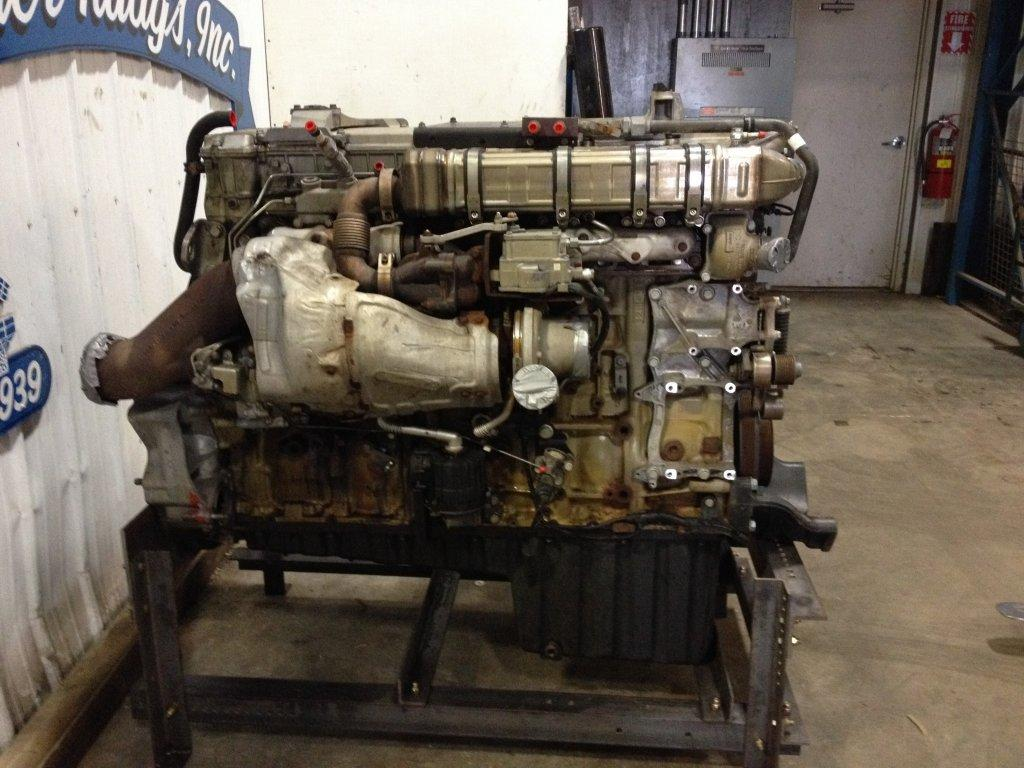 Used Engine Assembly for 2009 FREIGHTLINER CASCADIA 15000.00 for sale-57202191