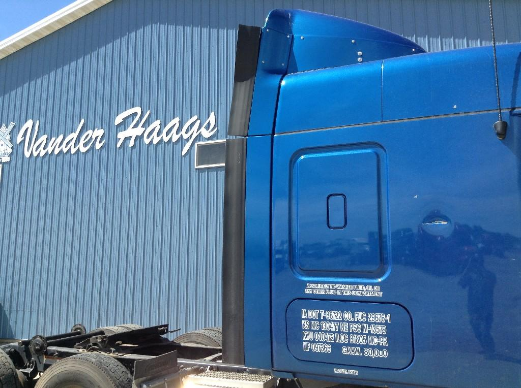 Used Fairing for 2013 FREIGHTLINER CASCADIA 250.00 for sale-57227361