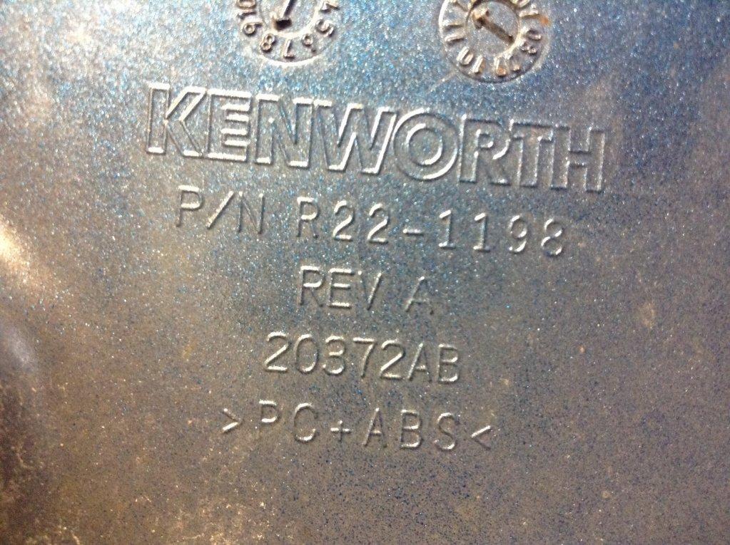 Used Fender for 2013 KENWORTH T660 75.00 for sale-57245741