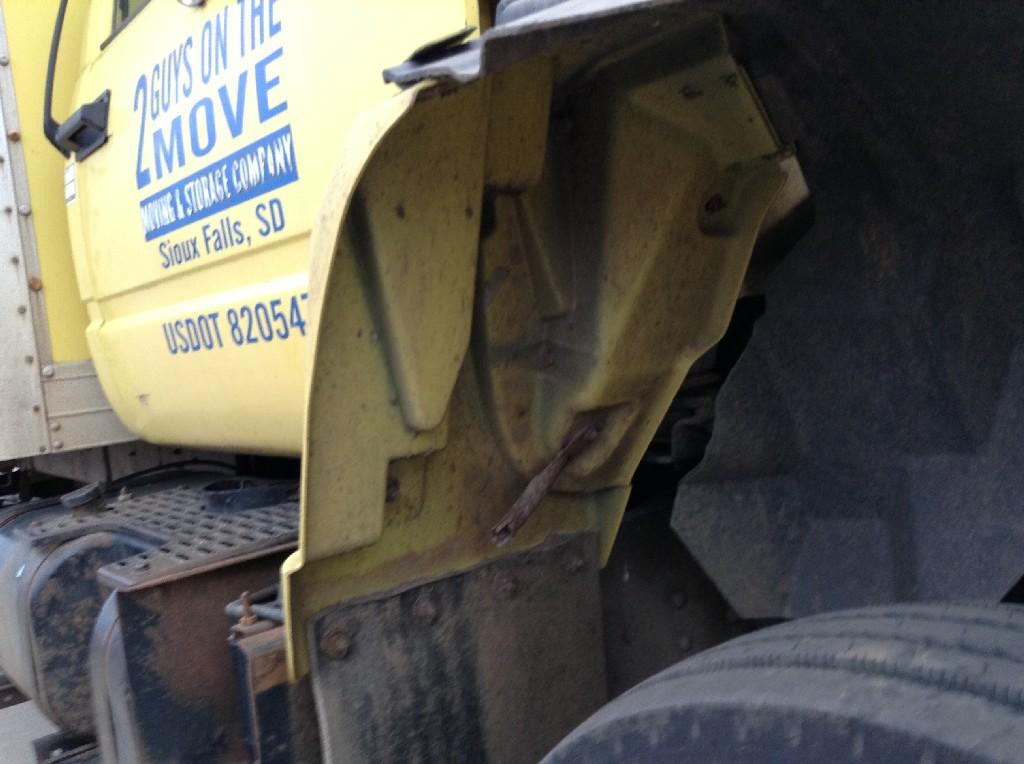 Used Fender for 1995 GMC TOPKICK 50.00 for sale-57246751