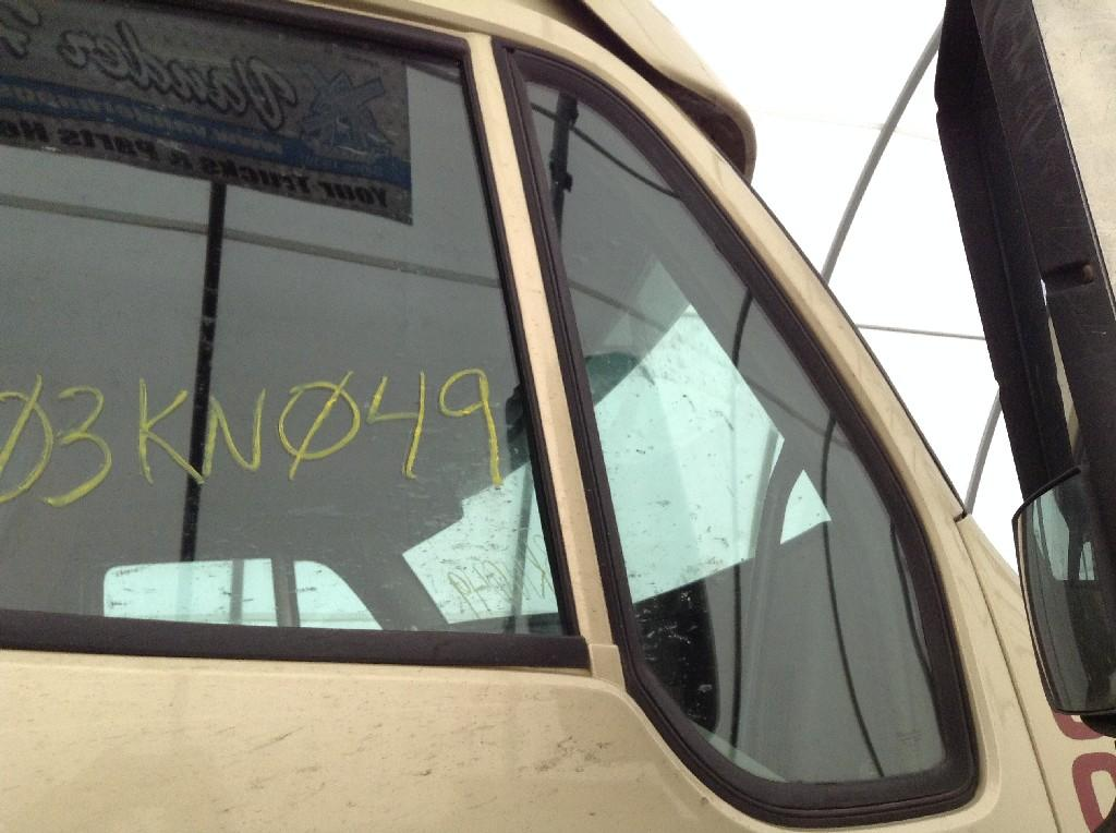 Used Door Vent Glass for 2003 KENWORTH T2000 75.00 for sale-57187671