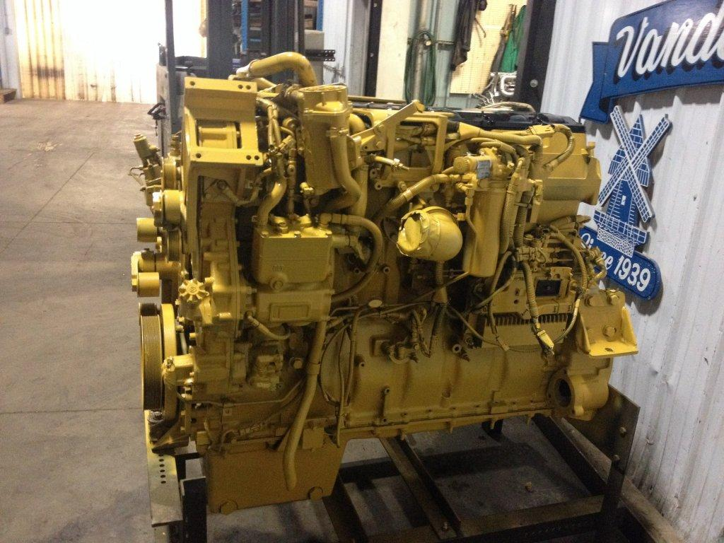 Used Engine Assembly for 2008 KENWORTH T660 9500.00 for sale-57200821