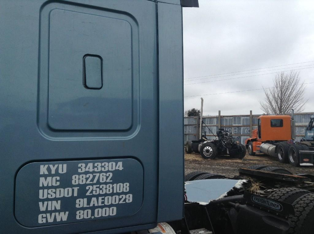 Used Fairing for 2009 FREIGHTLINER CASCADIA 250.00 for sale-57221611