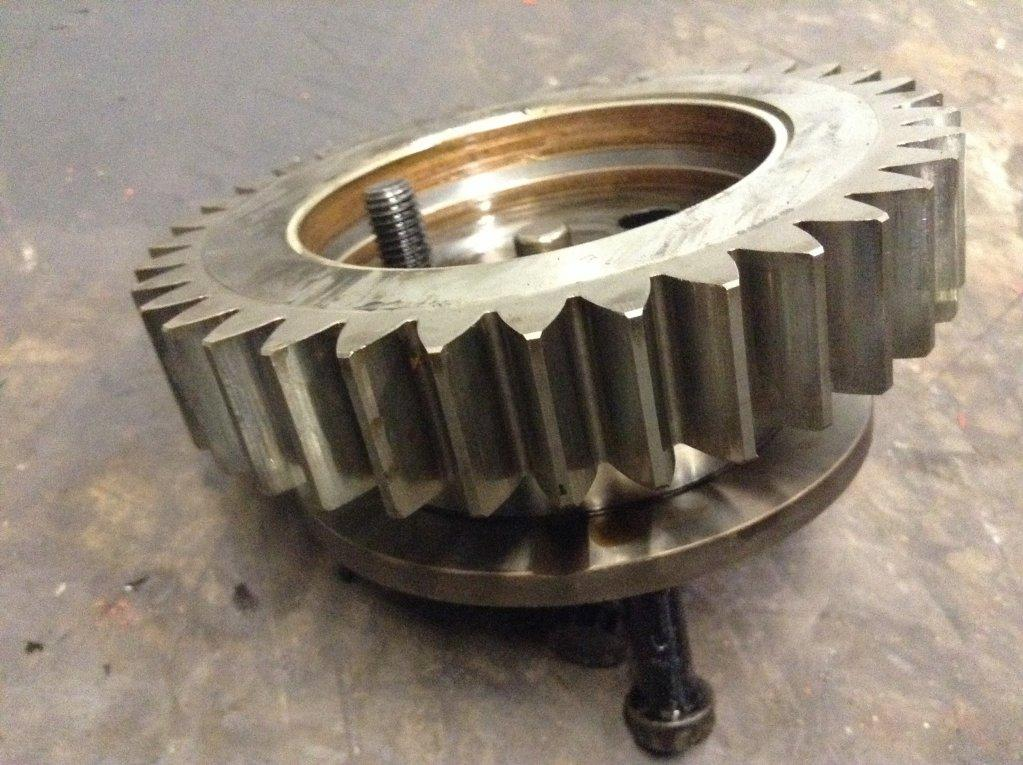 Used Engine Gear for 2012 PETERBILT 389 45.00 for sale-57205351