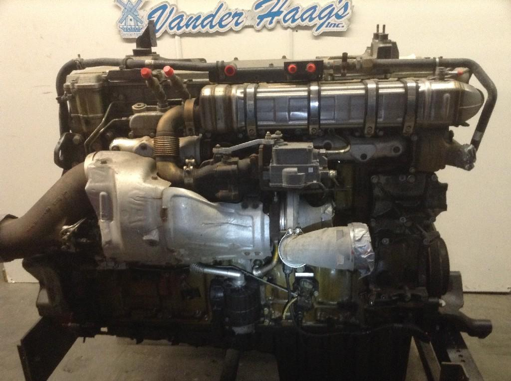 Used Engine Assembly for 2009 FREIGHTLINER CASCADIA 14000.00 for sale-57202221