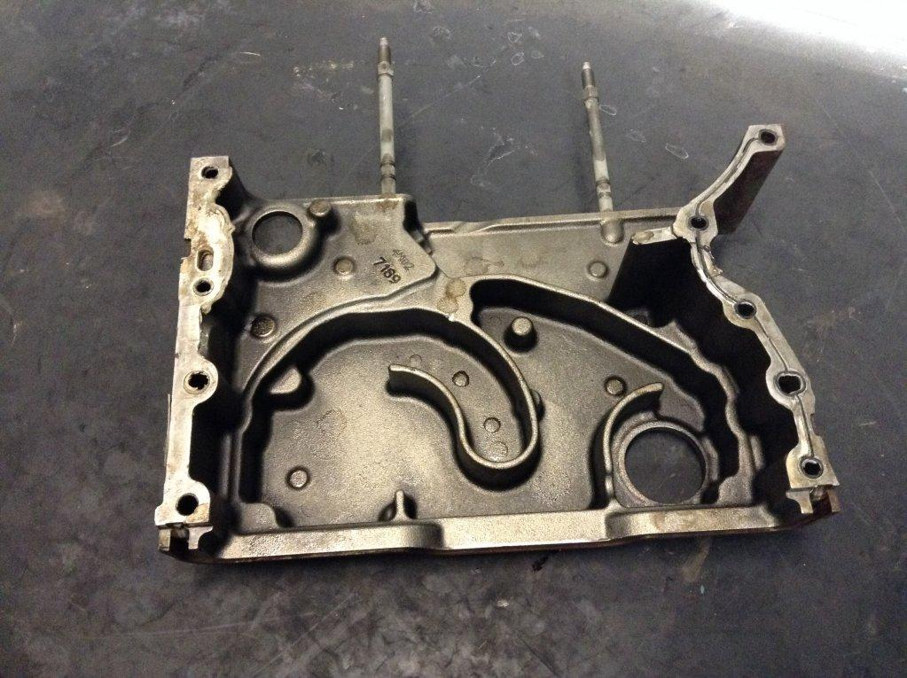 Used Engine Timing Cover for 2004 VOLVO VNL 200.00 for sale-57214241