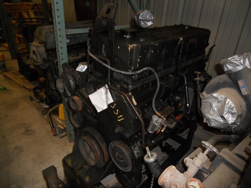 CUMMINS M11 CELECT PLUS Engine Assembly #13511 - Detail Information