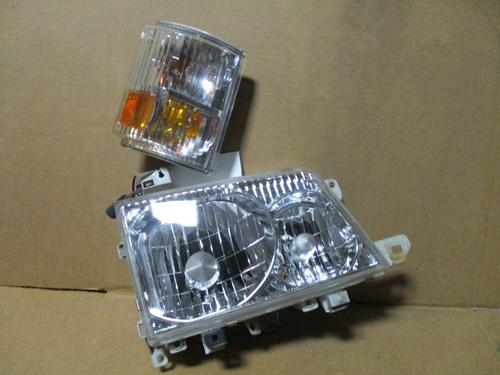 INTERNATIONAL CF600 HEADLAMP ASSEMBLY AND COMPONENT