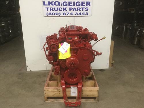 CUMMINS ISL-9.0 EPA 13 ENGINE ASSEMBLY