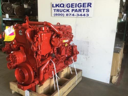 CUMMINS ISX15 EPA 13 ENGINE ASSEMBLY