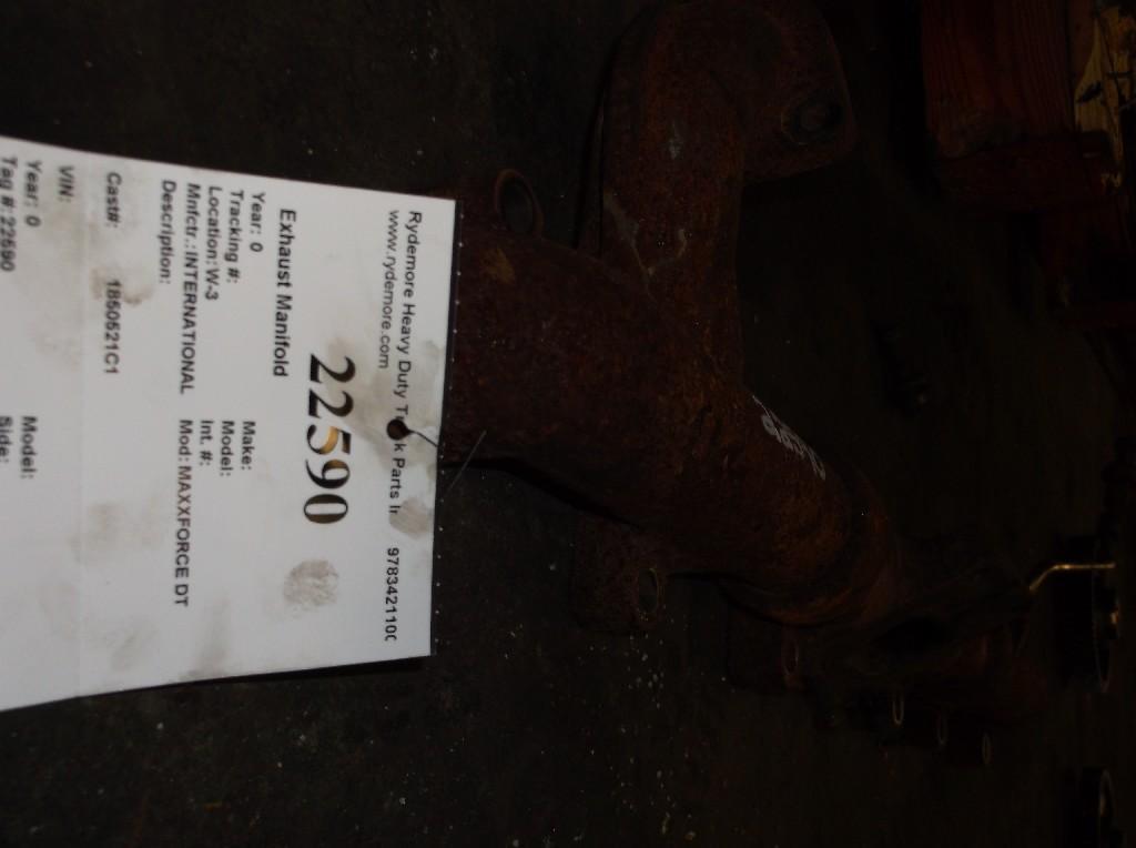 INTERNATIONAL MAXXFORCE DT Exhaust Manifold