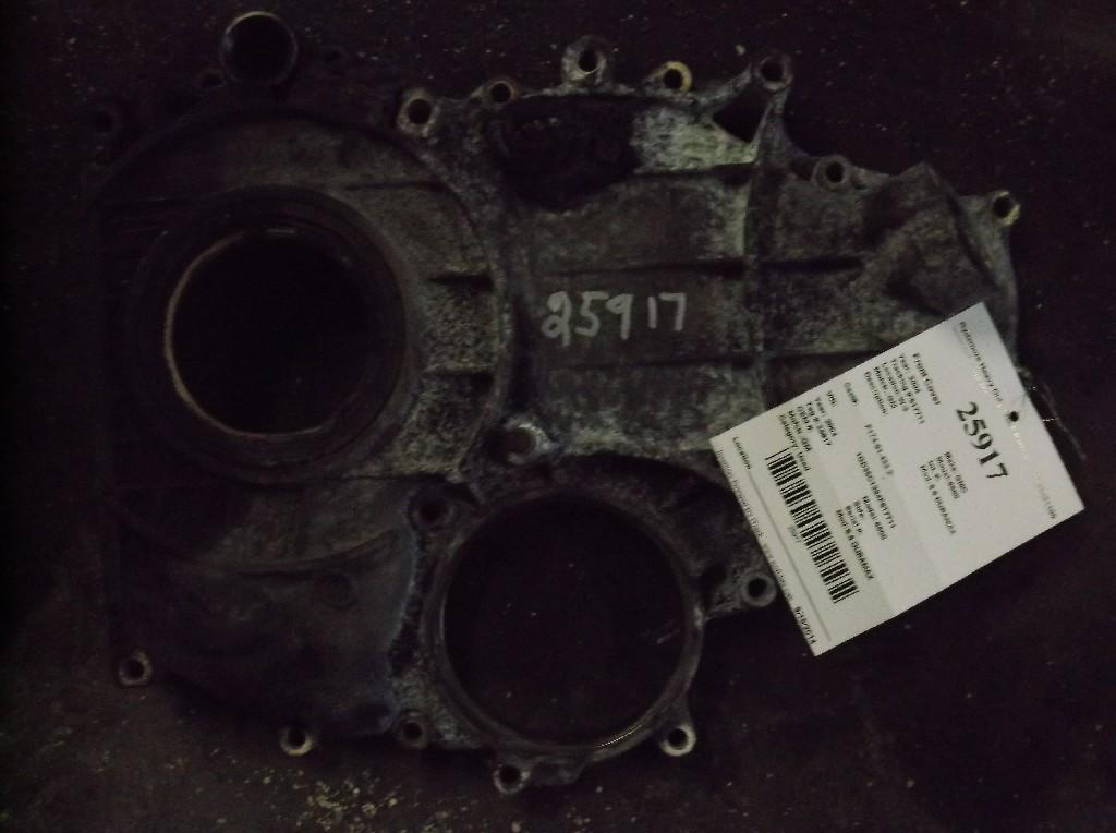 GM 6.6 DURAMAX Front Cover