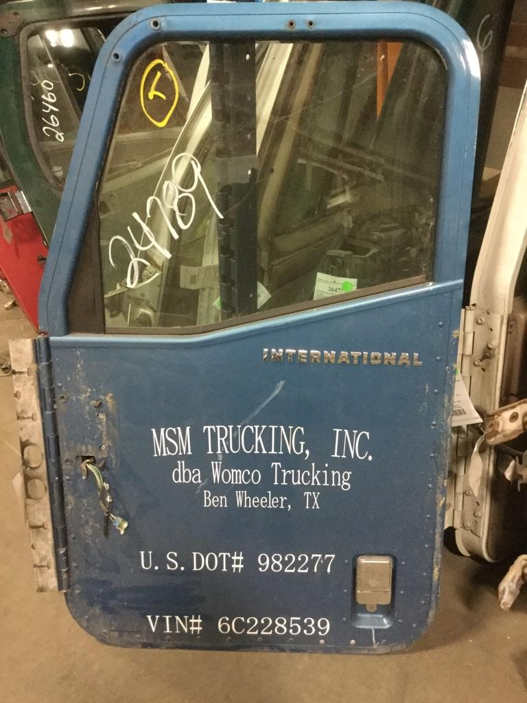 2006 INTERNATIONAL 9400I Door
