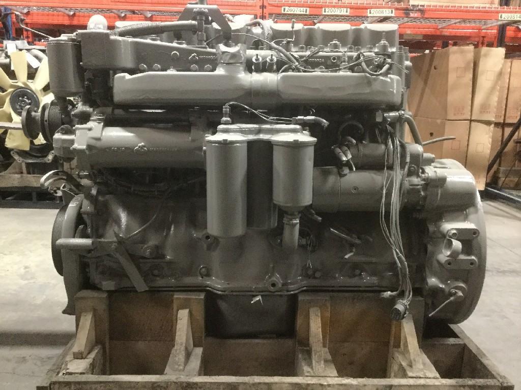 MACK ETEC Engine Assembly