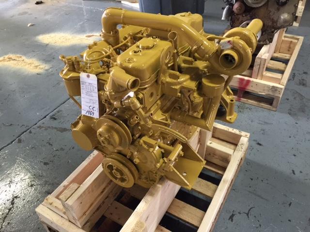 ISUZU 4BD1PTA Engine Assembly