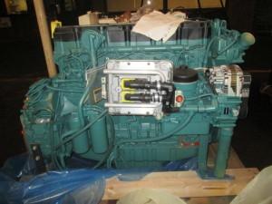 VOLVO TAD761VE Engine Assembly