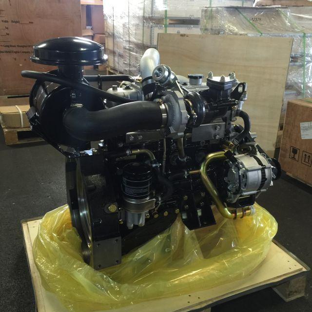 ISUZU 4JB1T Engine Assembly