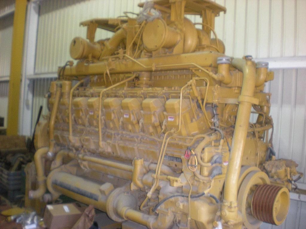 CATERPILLAR 3516 Engine Assembly