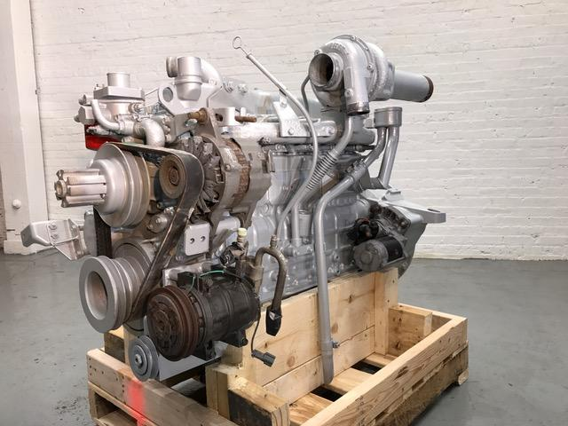 ISUZU 6BG1T Engine Assembly