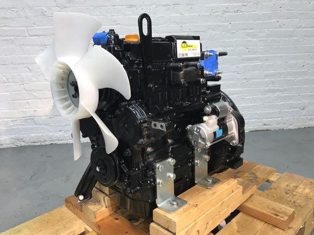 YANMAR 3TNV76-CSA Engine Assembly