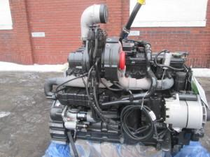 2007 CUMMINS QSL Engine Assembly