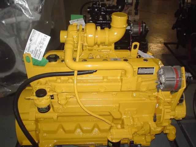 JOHN DEERE 6068TF150 Engine Assembly