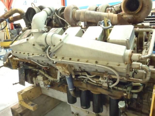 1996 CUMMINS KTTA38 Engine Assembly