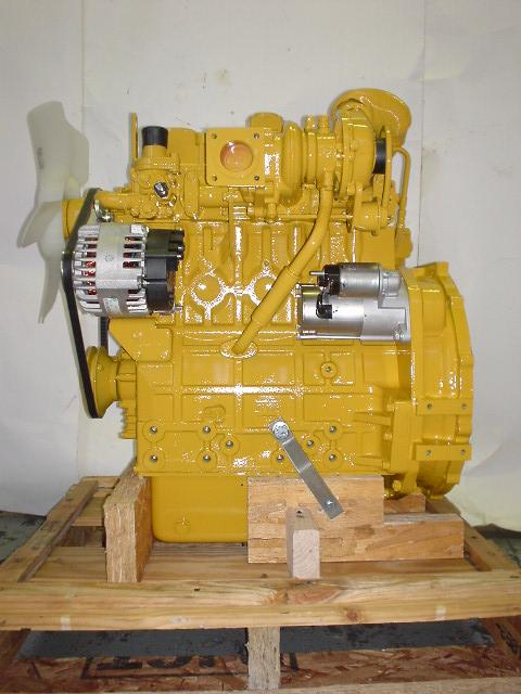 CATERPILLAR 3024C Engine Assembly