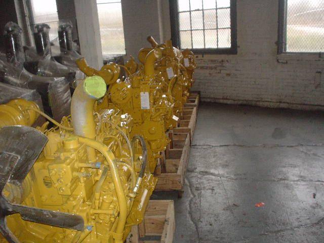 CATERPILLAR 3306DI Engine Assembly