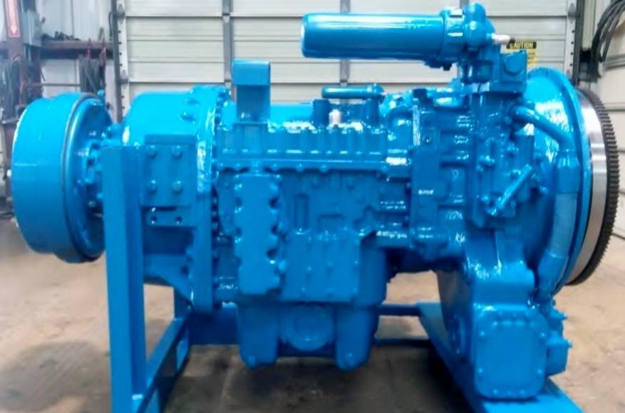 ALLISON DP8961 Transmission Assembly