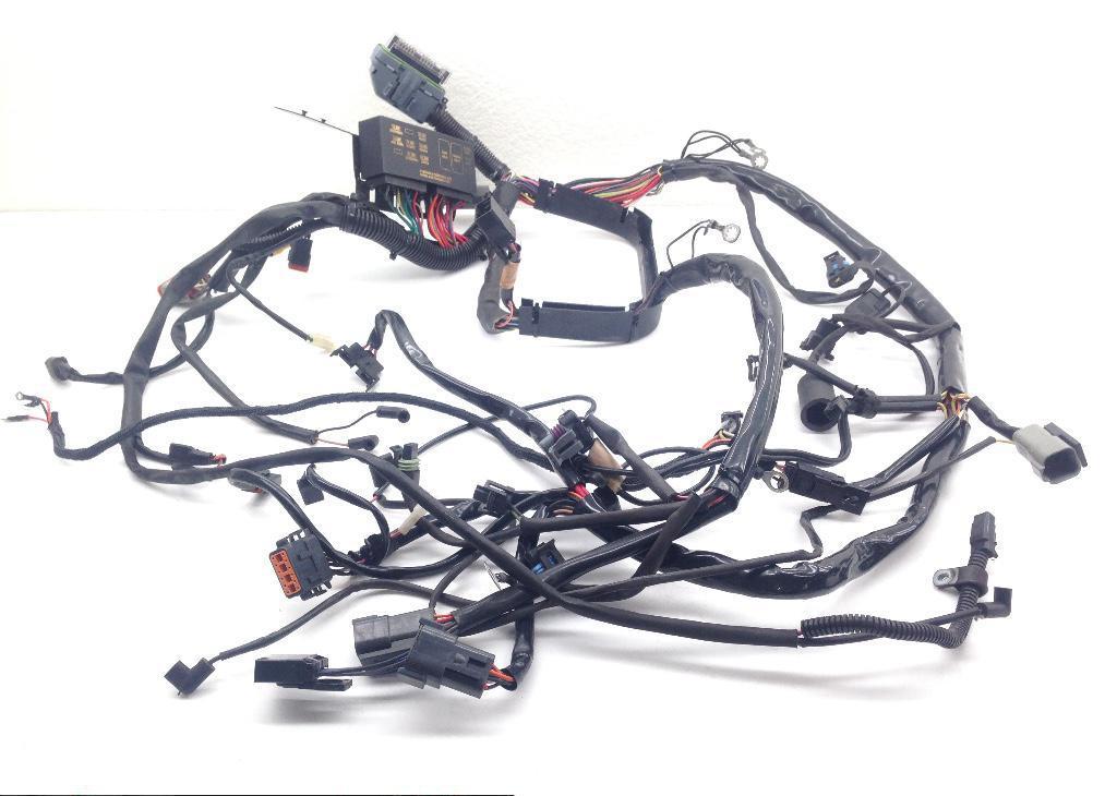 Harley Main Engine Wiring Harness Softail Screamin Eagle 2003 | eBayeBay