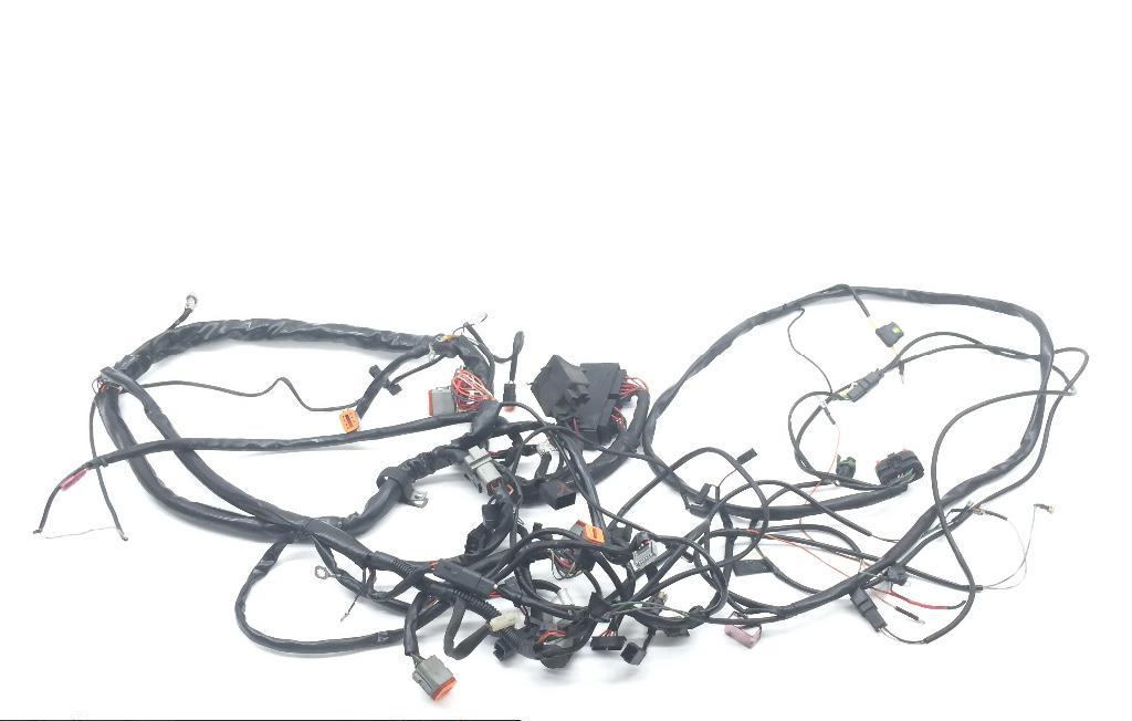 Harley Main Engine Wiring Harness 2000 Electra Glide FLHT