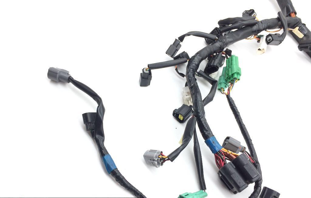 GSXR 1000 Main Engine Wiring Harness From 2009 Suzuki